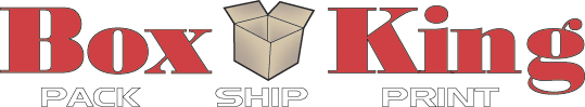 Box King – Pack – Ship – Print